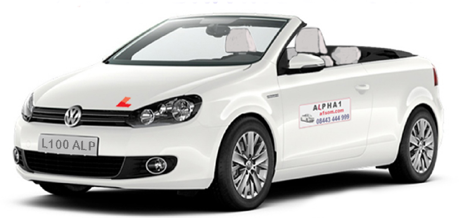 Automatic Driving School car